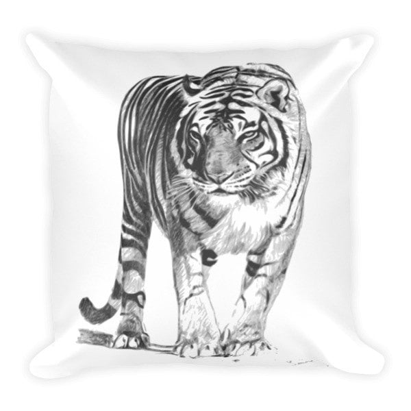 Bengal Tiger Pillowcase - Hutsylife - 1