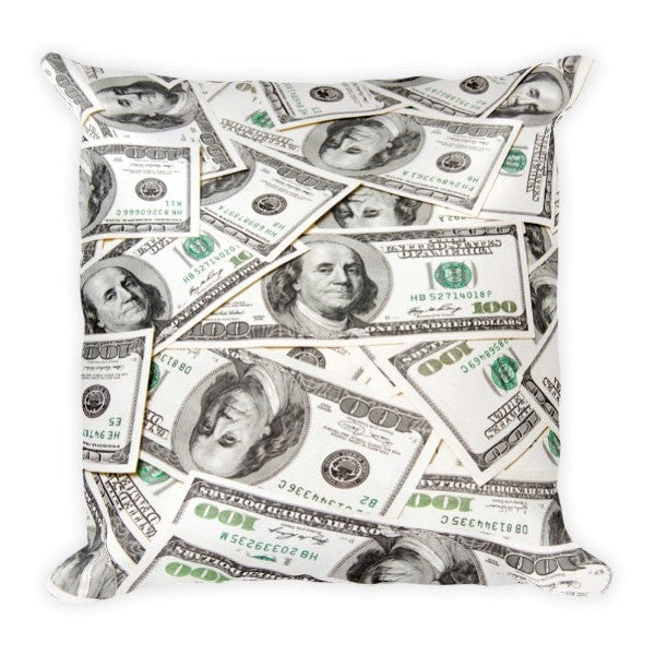 Bills bills Pillowcase - Hutsylife - 2