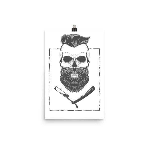 The Beard Poster - Hutsylife - 7