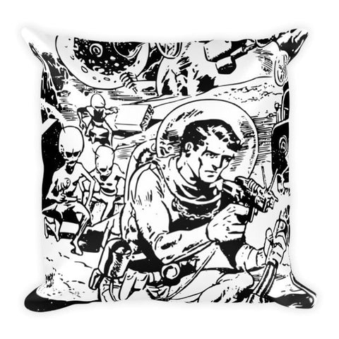 Space escape Pillowcase