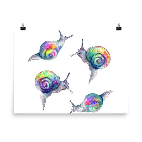 Snail life Poster - Hutsylife - 6