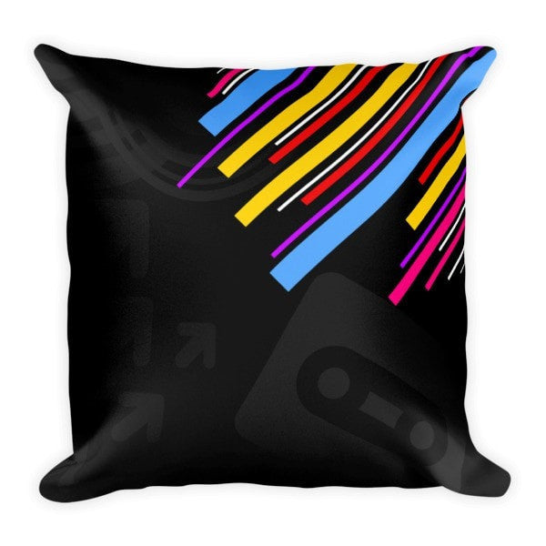 Back to the 80's Pillowcase - Hutsylife - 2