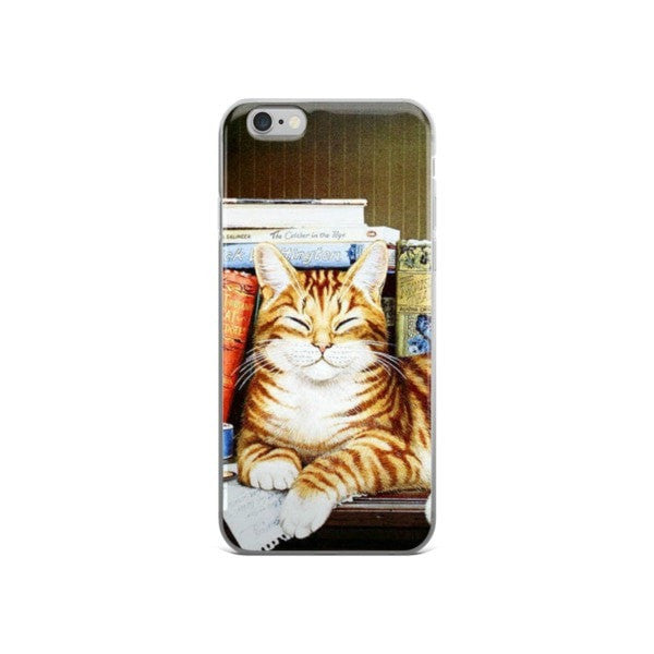 Cool cat iPhone case - Hutsylife - 3