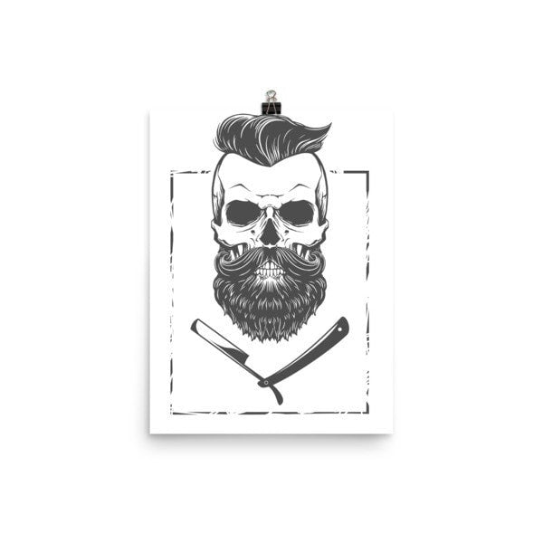 The Beard Poster - Hutsylife - 5