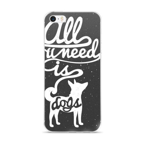 All U Need iPhone case