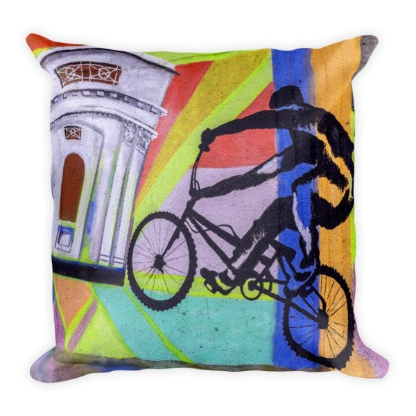 Bike life Pillowcase - Hutsylife - 1