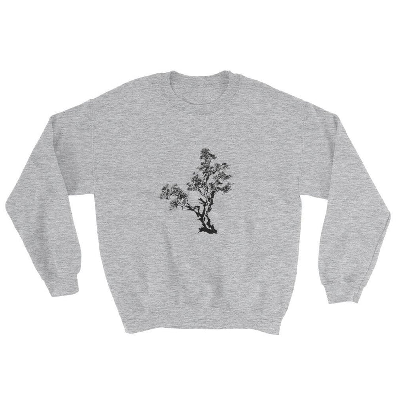 Branching Wind Crewneck