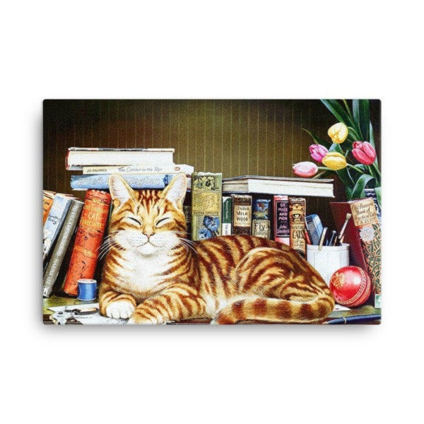 Cool cat Canvas - Hutsylife - 4