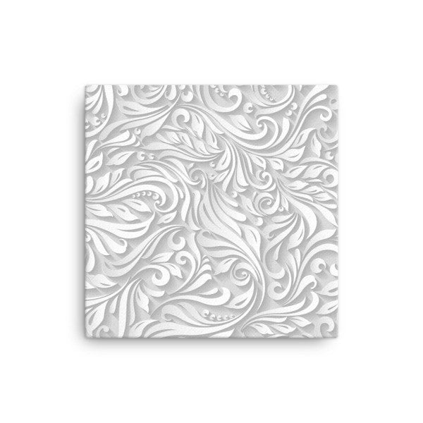 White vine Canvas - Hutsylife - 1