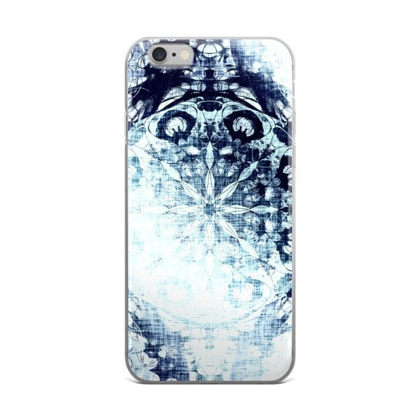 Cold blue iPhone case - Hutsylife - 2