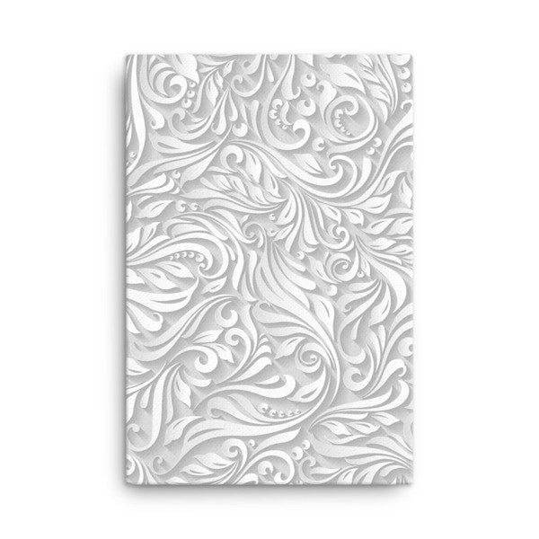 White vine Canvas - Hutsylife - 4