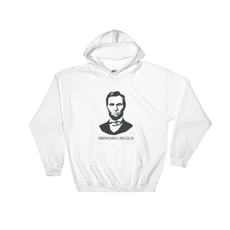 Abraham Lincoln Hooded Sweatshirt