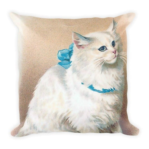 Snow cat Pillowcase
