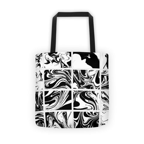 Marble collection Tote bag