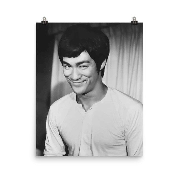 Bruce Lee Poster - Hutsylife - 5
