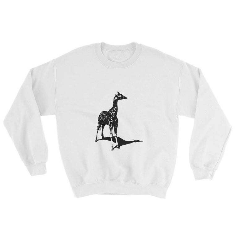 Giraffe Shadow Crewneck