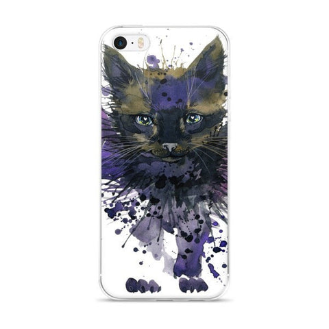Bat Cat iPhone case