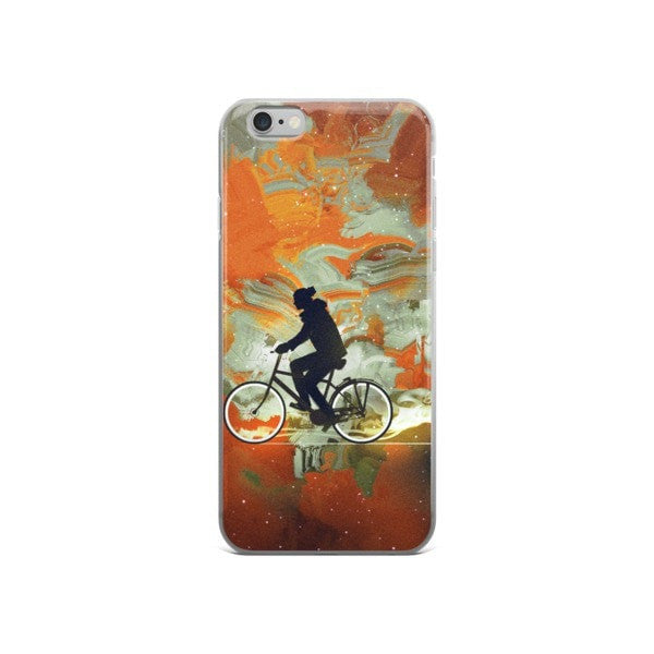 Bicycle Universe iPhone case - Hutsylife - 3