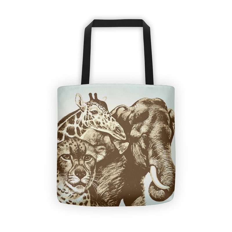 African Expedition Tote bag