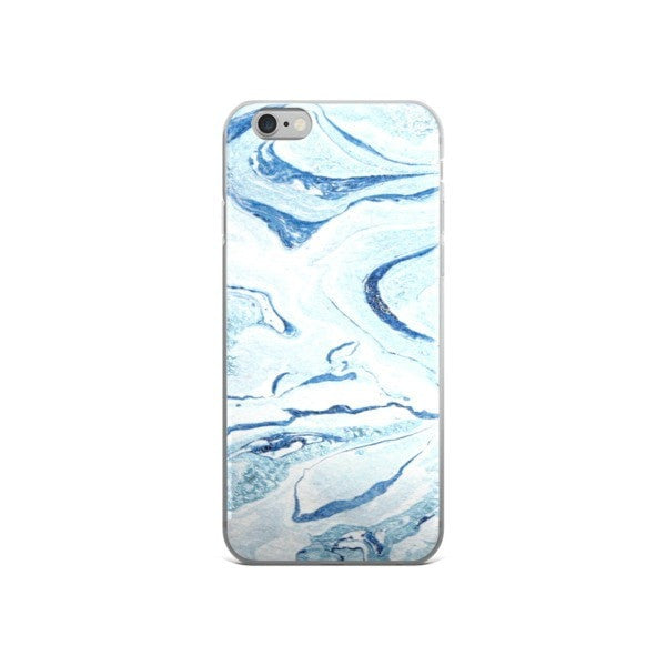 Aqua marble iPhone case - Hutsylife - 3