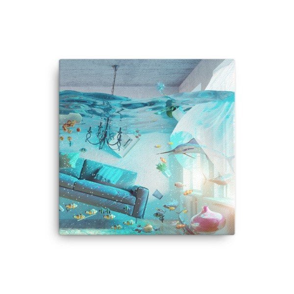 Underwater Canvas - Hutsylife - 1