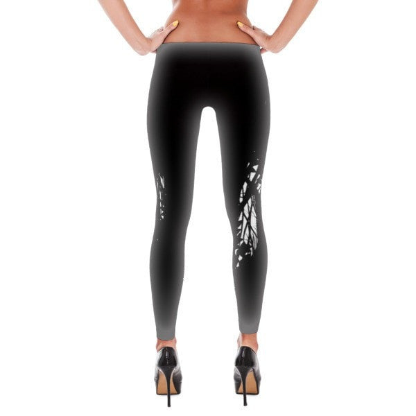Forest way Leggings - Hutsylife - 2