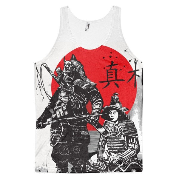 The Last Samurai Classic fit men's tank top - Hutsylife