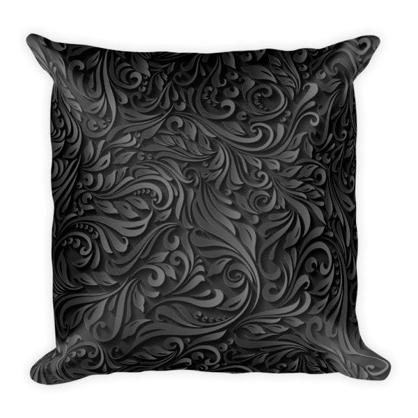 Black vine Pillowcase - Hutsylife - 1