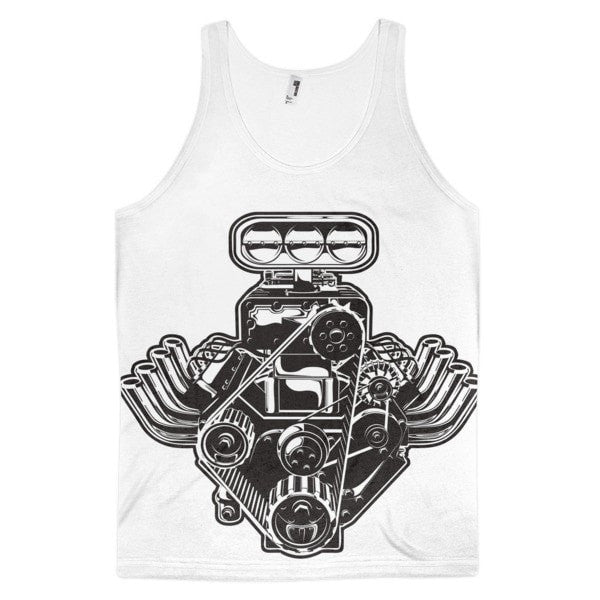 Ride or die Classic fit men's tank top - Hutsylife