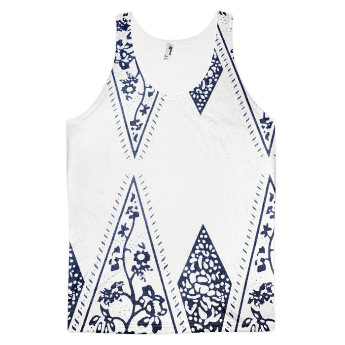 All over print - Double Diamond Classic fit men's tank top