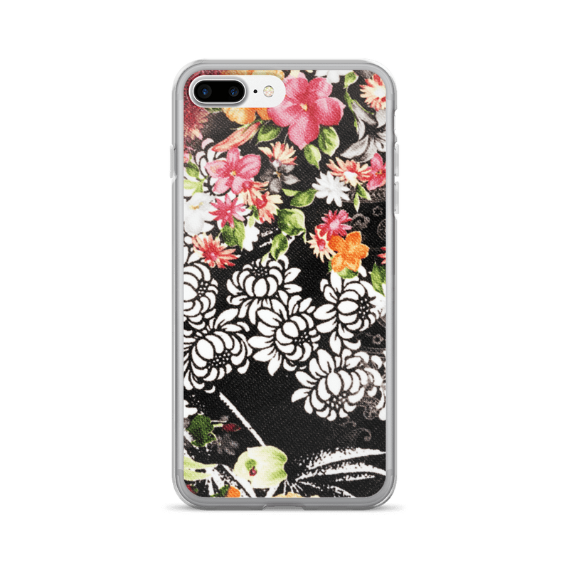 Bloomin brush iPhone case