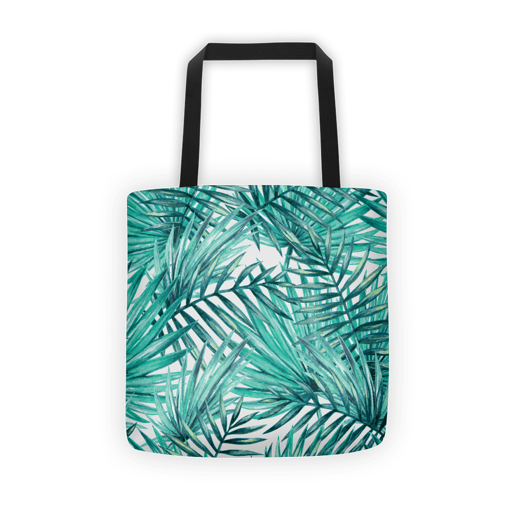 Tropical trail Tote bag