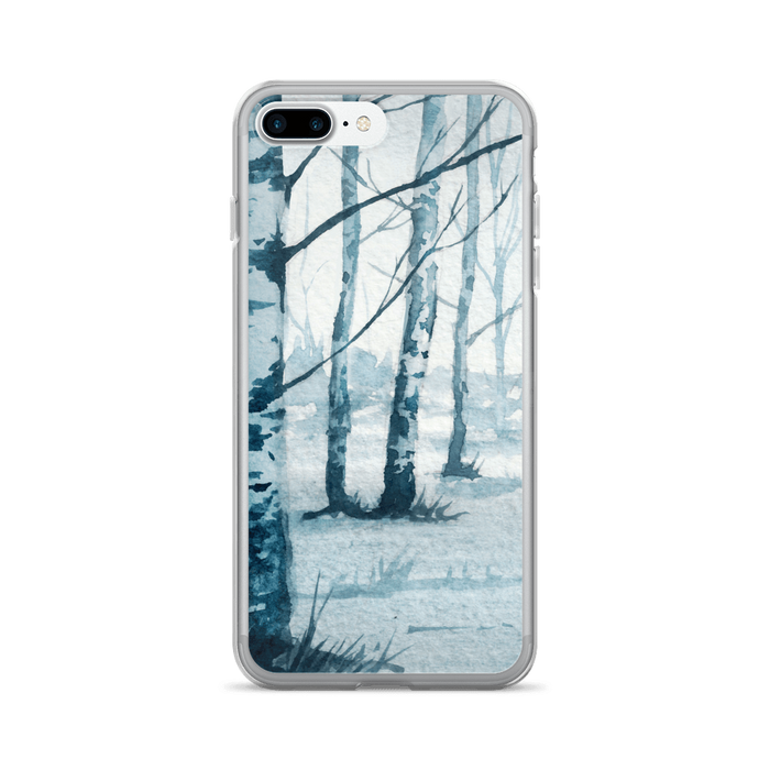 Birch tree iPhone case