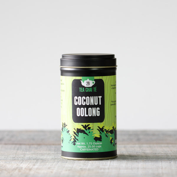 Coconut Oolong Premium Tin