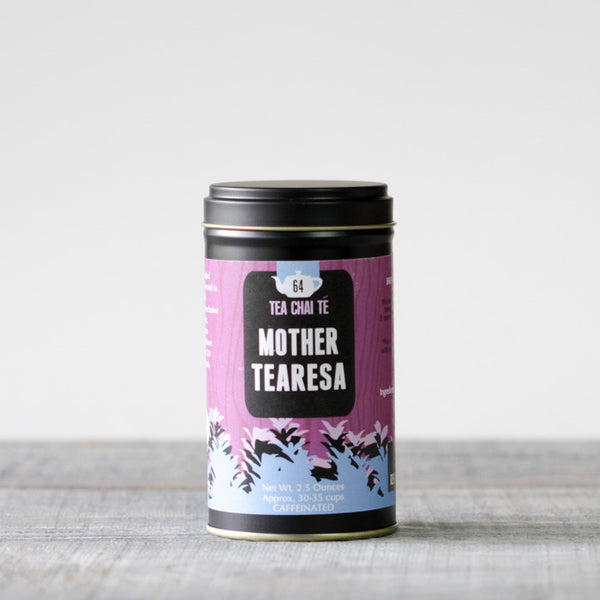 Mother TeaResa Premium Tin