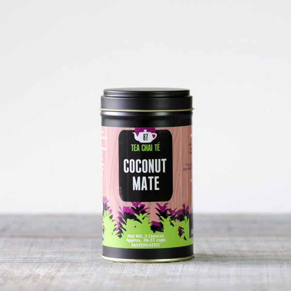 Coconut Mate Premium Tin