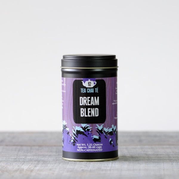 Dream Blend Herbal Tea Premium Tin