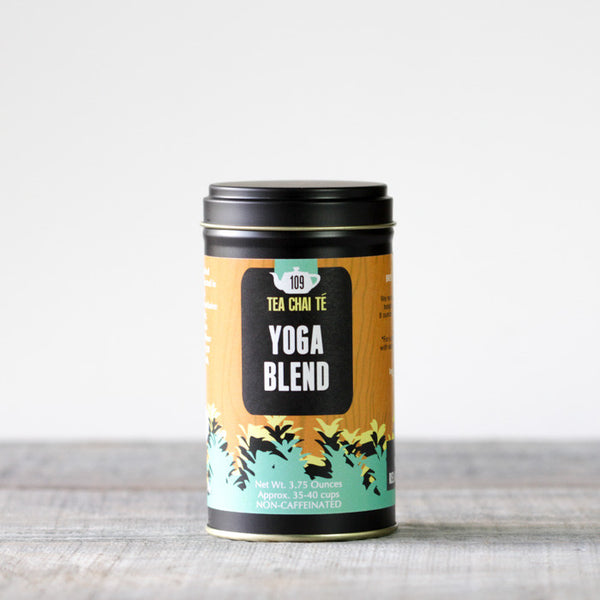 Yoga Blend Herbal Tea Premium Tin