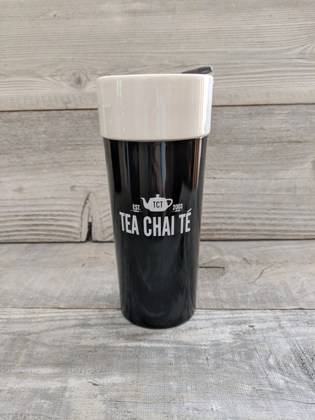 TCT Travel Mug - Black