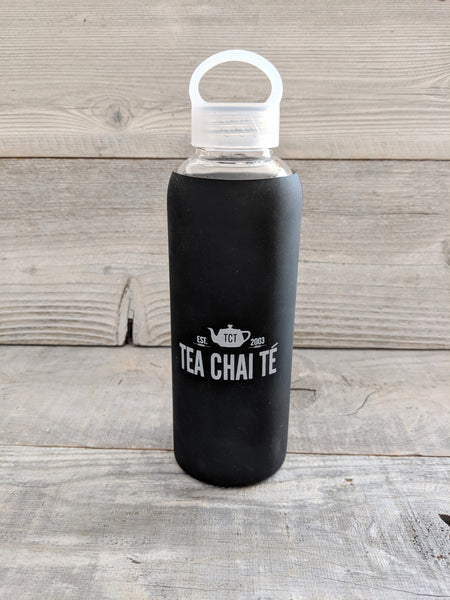 TCT Water Bottle - Black