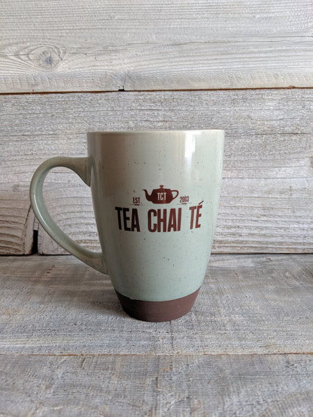 TCT Logo Mug -  Mint Green