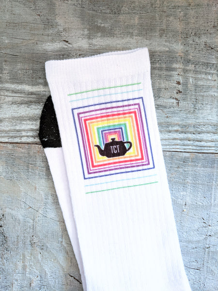 TCT Rainbow Socks