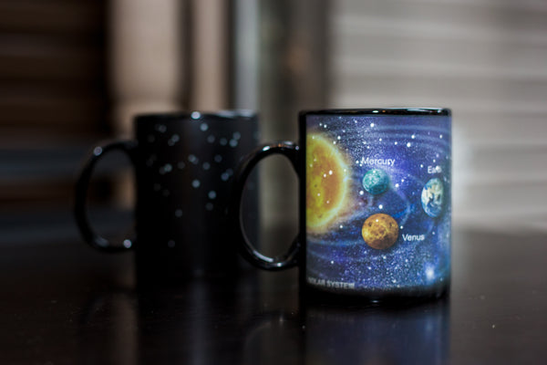Solar System Color Change Mug