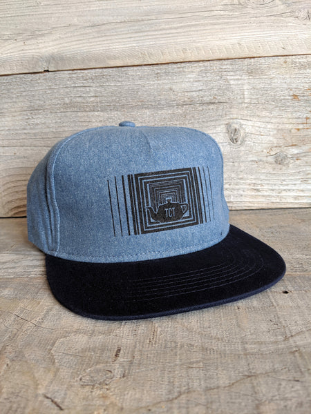 TCT Hat - Denim/Navy