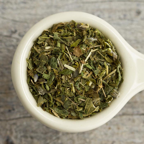 Loose Leaf Allergy Herbal Tea Blend