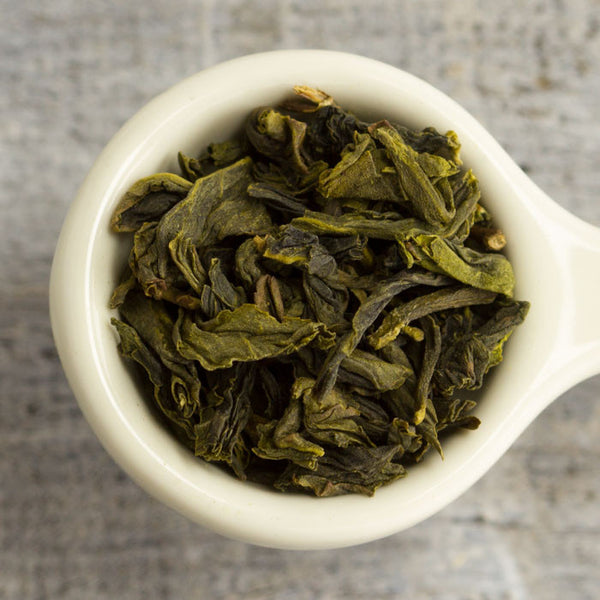 Loose Leaf Coconut Oolong Tea #29