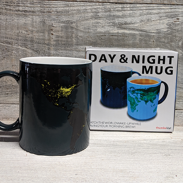 Day & Night Color Change Mug
