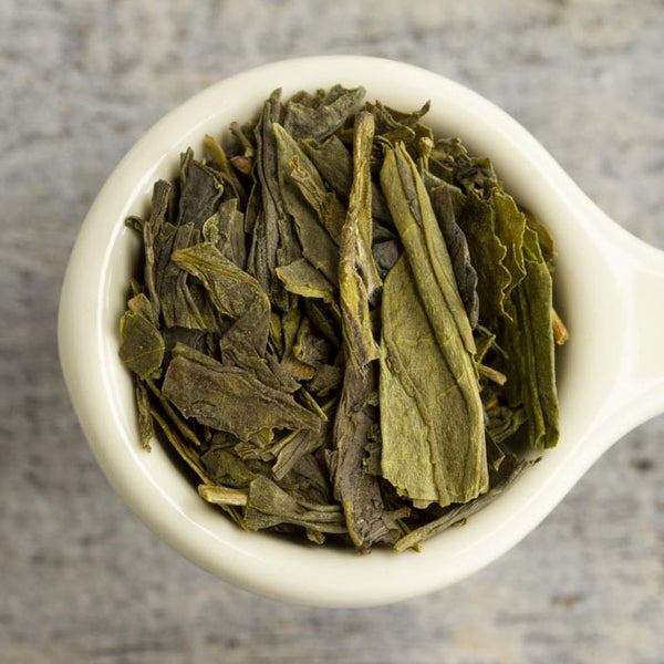 Loose Leaf Dragonwell Green Tea #30