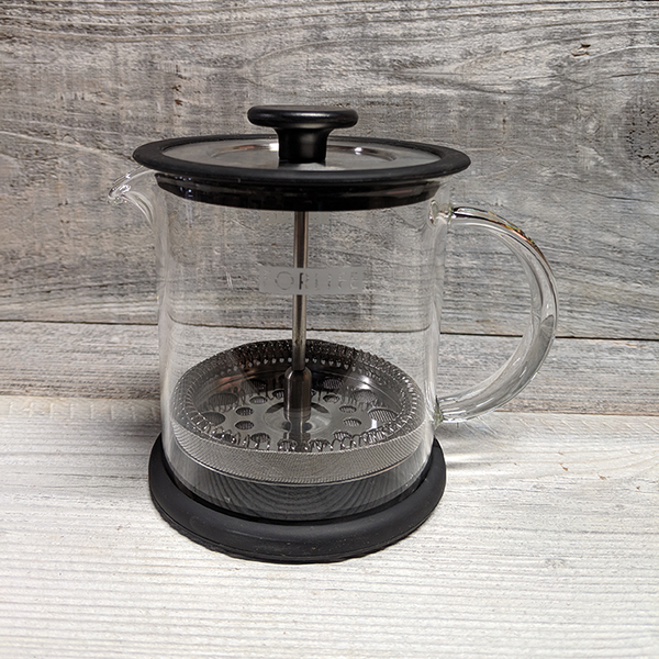 Glass French Press Teapot