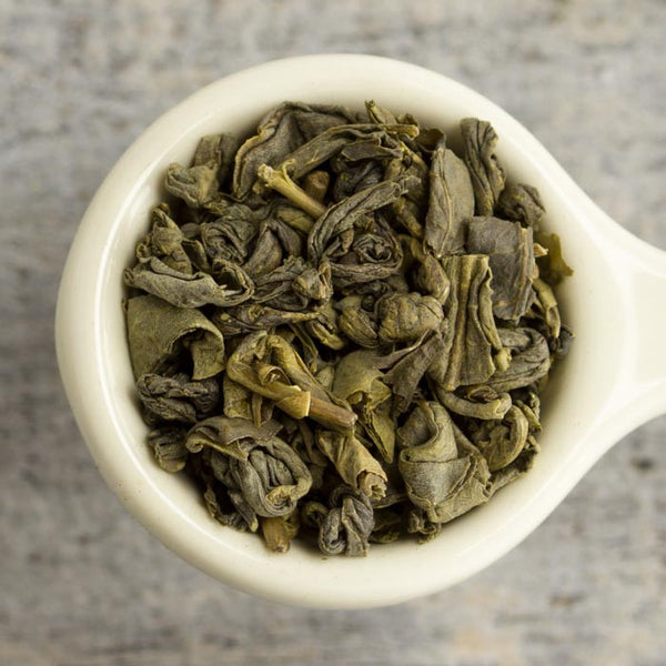 Loose Leaf Organic Gunpowder Green Tea #32